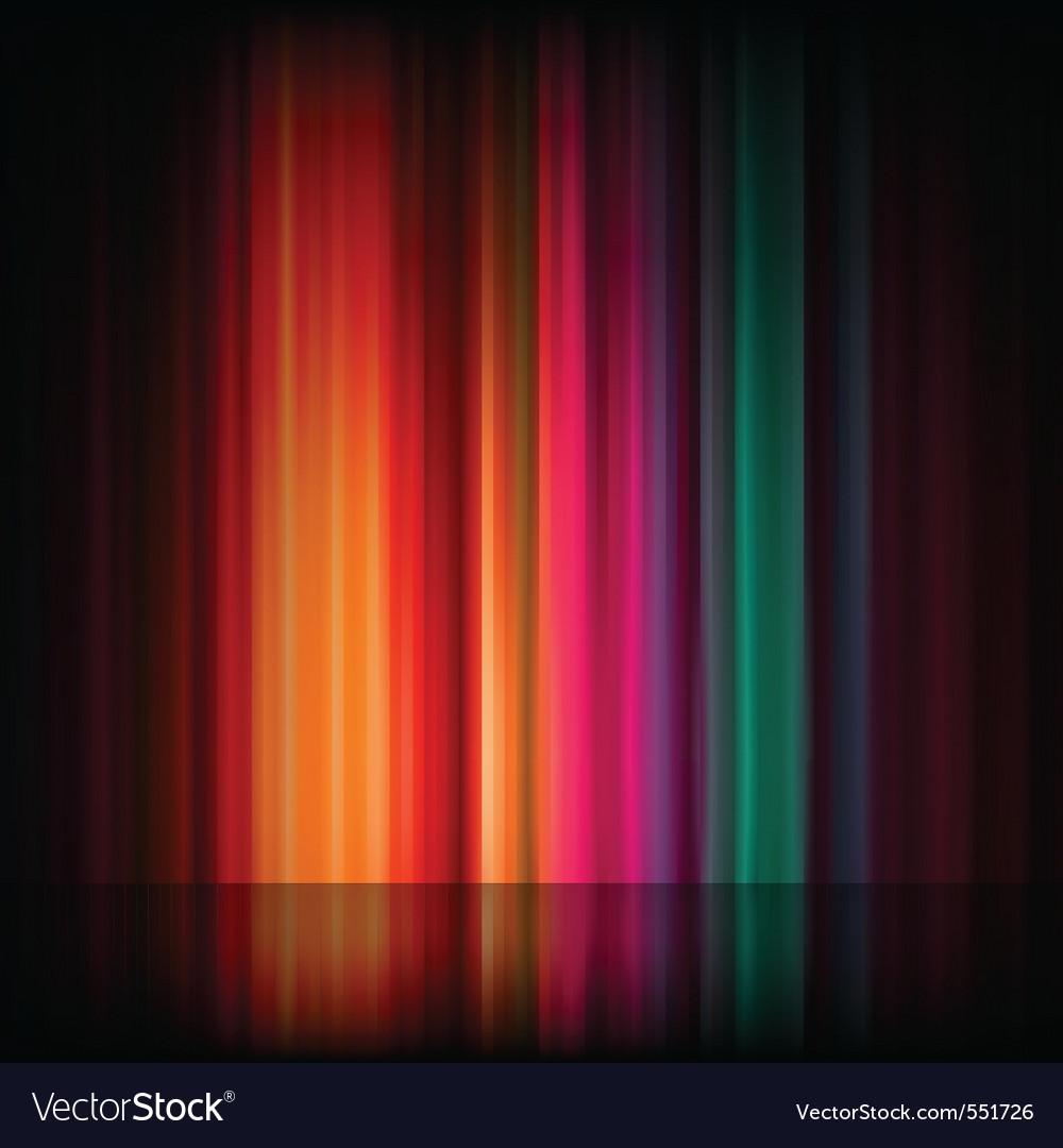Aurora borealis abstract vector   Price: 1 Credit (USD $1)