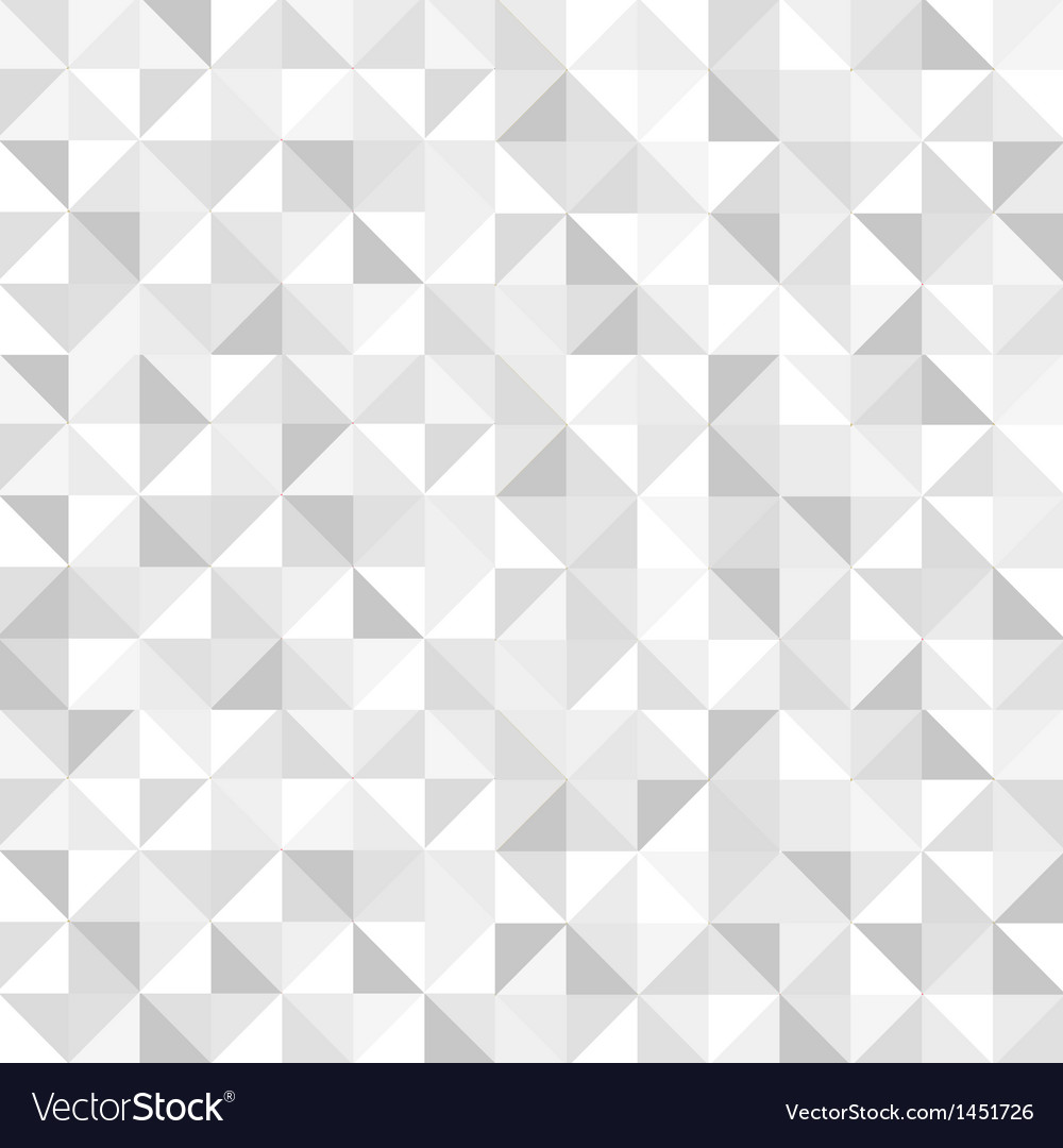 Seamless grey geometric pattern vector | Price: 1 Credit (USD $1)