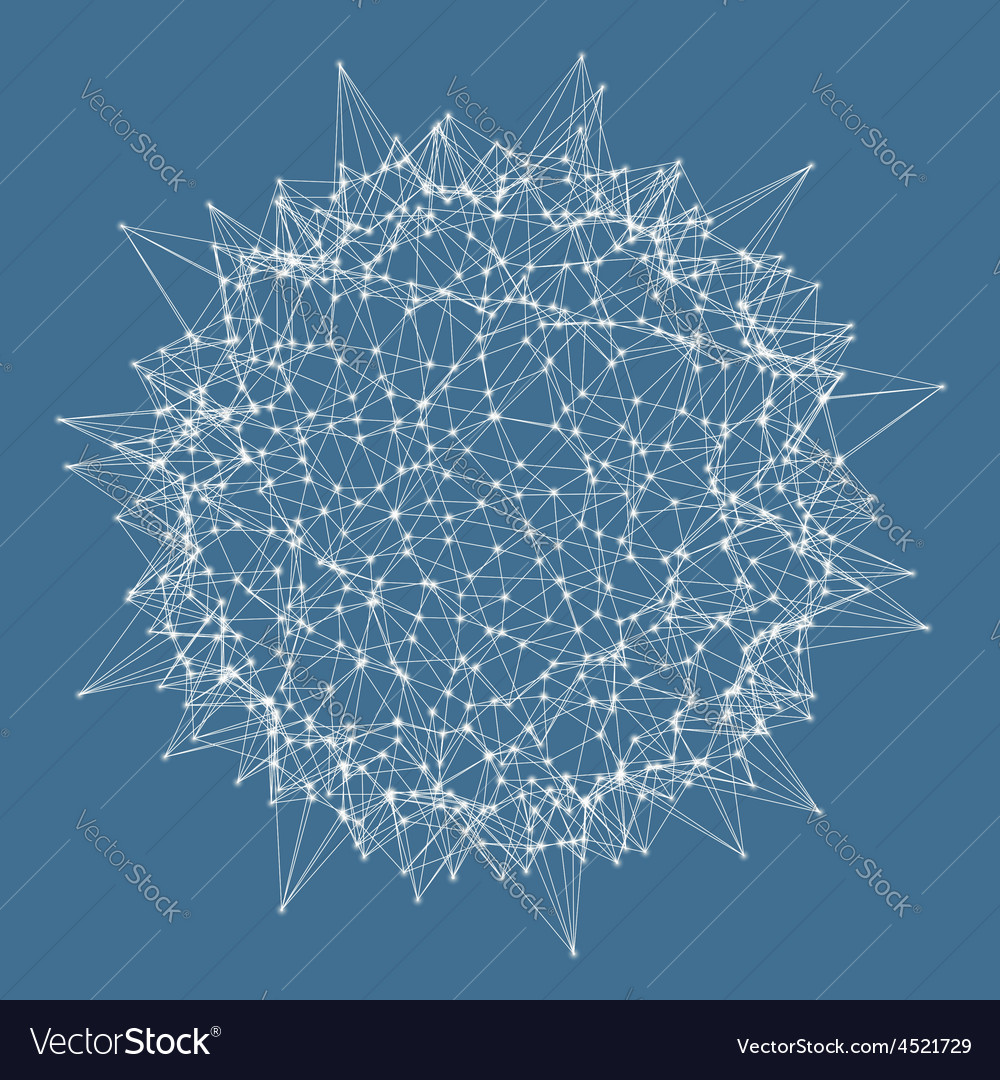 3d sphere technology concept vector | Price: 1 Credit (USD $1)