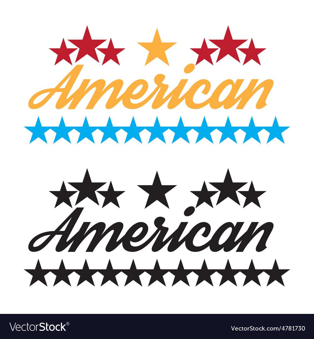 American baseball design vector   Price: 1 Credit (USD $1)
