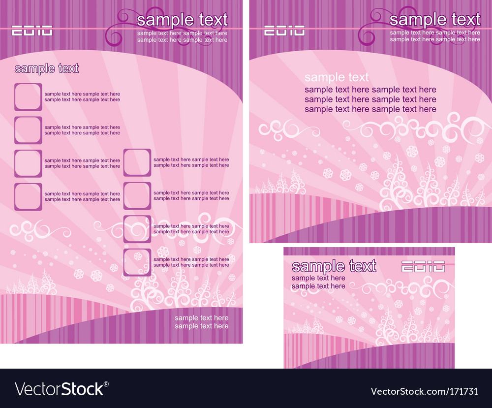 Office template vector | Price: 1 Credit (USD $1)