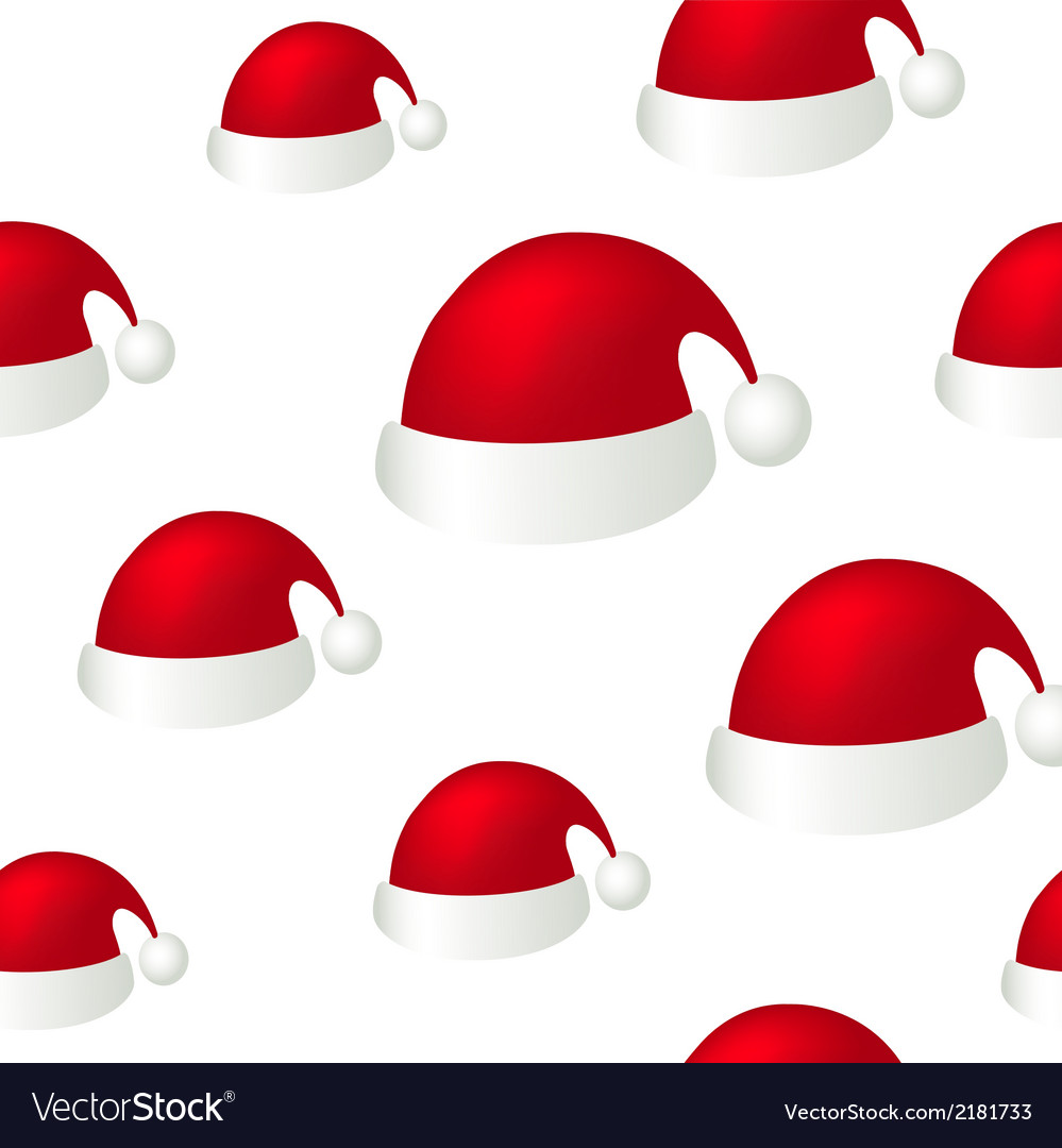 Red hat background vector | Price: 1 Credit (USD $1)