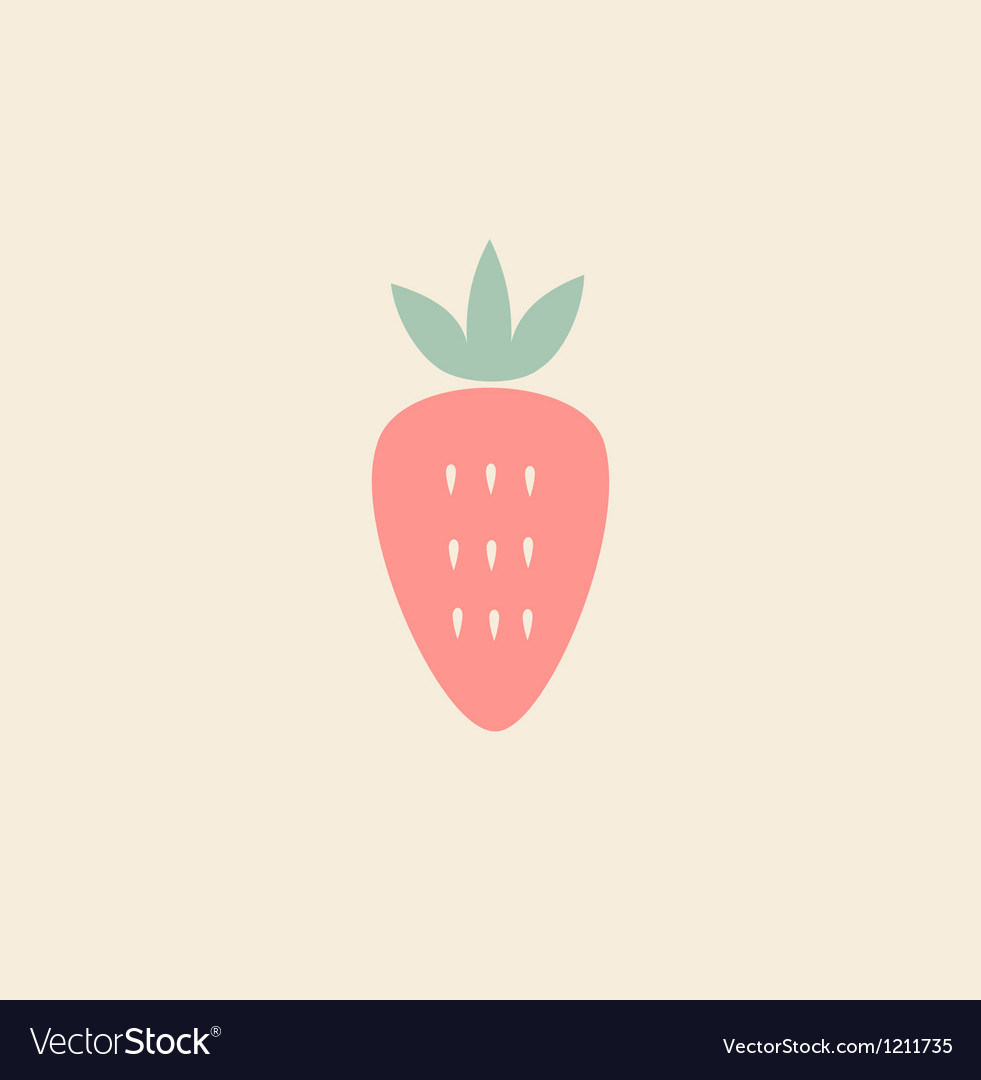 Strawberries vector   Price: 1 Credit (USD $1)