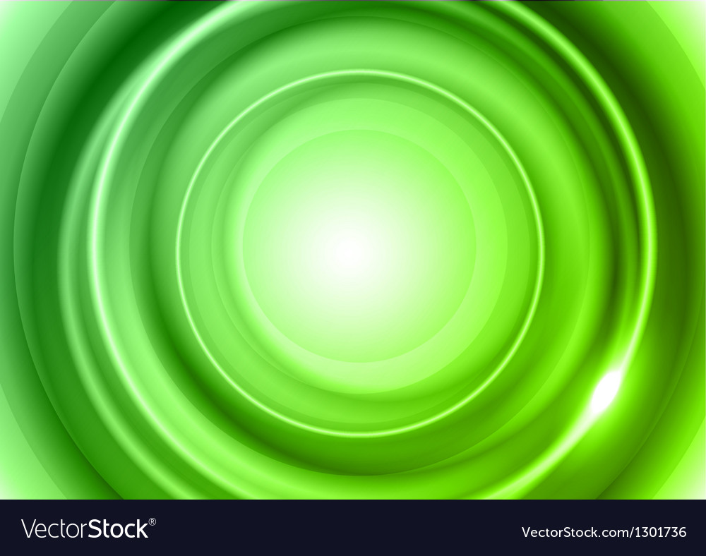 Background green light center big vector | Price: 1 Credit (USD $1)