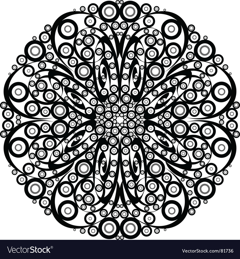 Ornamental element vector | Price: 1 Credit (USD $1)