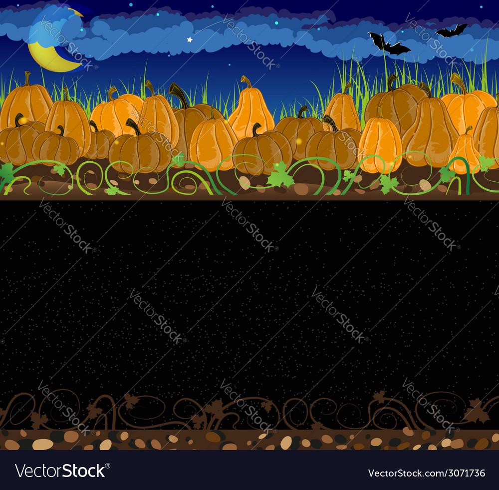 Pile of pumpkins vector   Price: 1 Credit (USD $1)