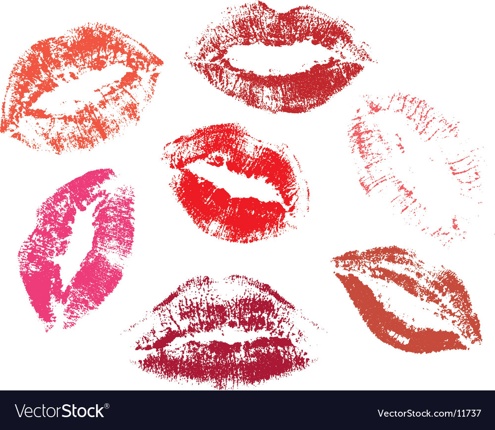 Lipstick vector | Price: 1 Credit (USD $1)