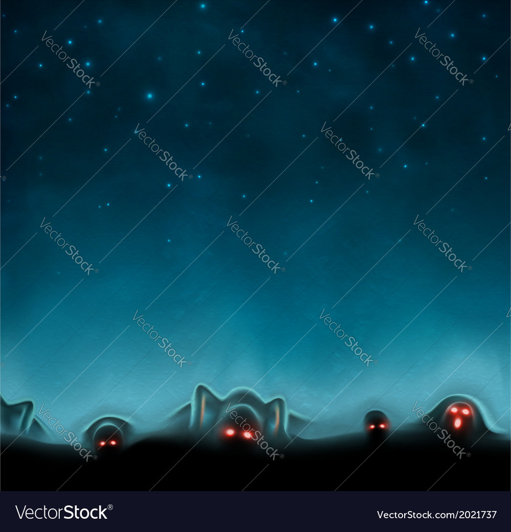 Mystical background vector | Price: 3 Credit (USD $3)