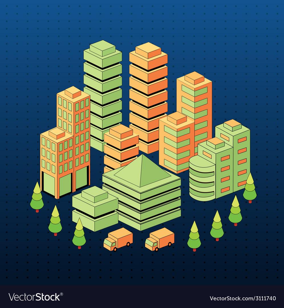 Urban vector | Price: 1 Credit (USD $1)