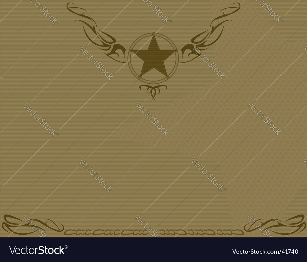 Western wooden background vector | Price: 1 Credit (USD $1)