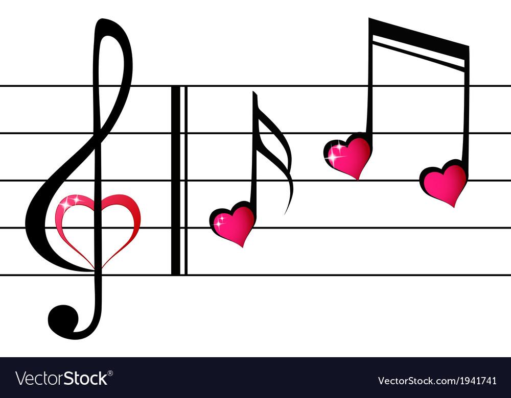 Music love - concept vector | Price: 1 Credit (USD $1)