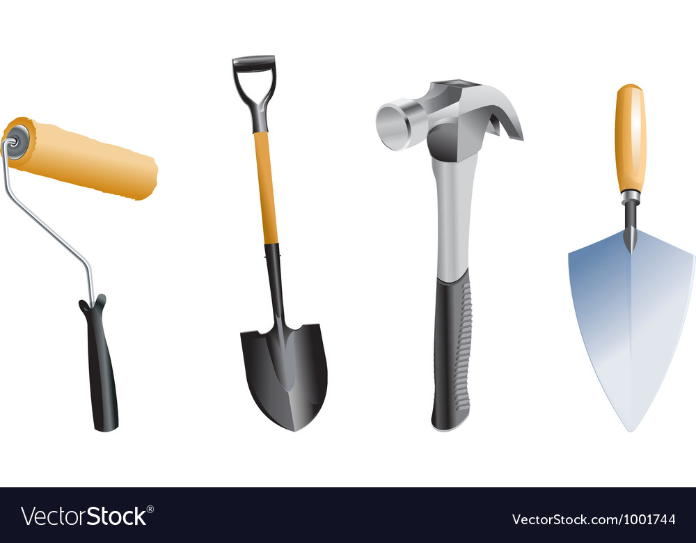 Gardening tools vector | Price: 1 Credit (USD $1)