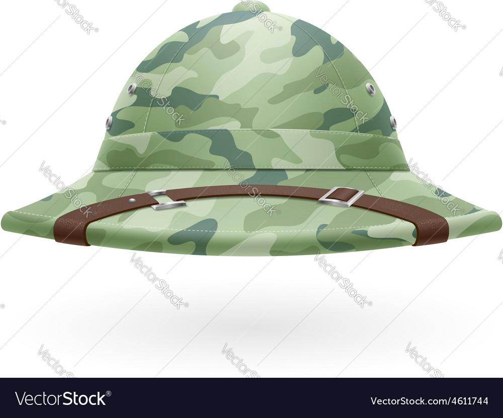 Pith helmet vector   Price: 3 Credit (USD $3)