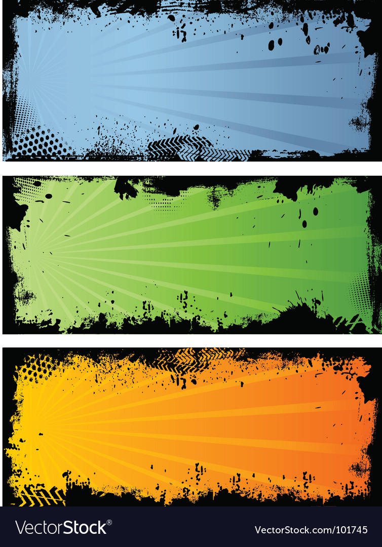 Grunge border vector | Price: 1 Credit (USD $1)