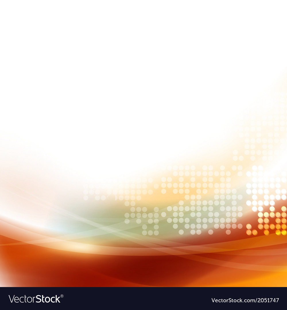 Abstract smooth flow background for technology vector | Price: 1 Credit (USD $1)