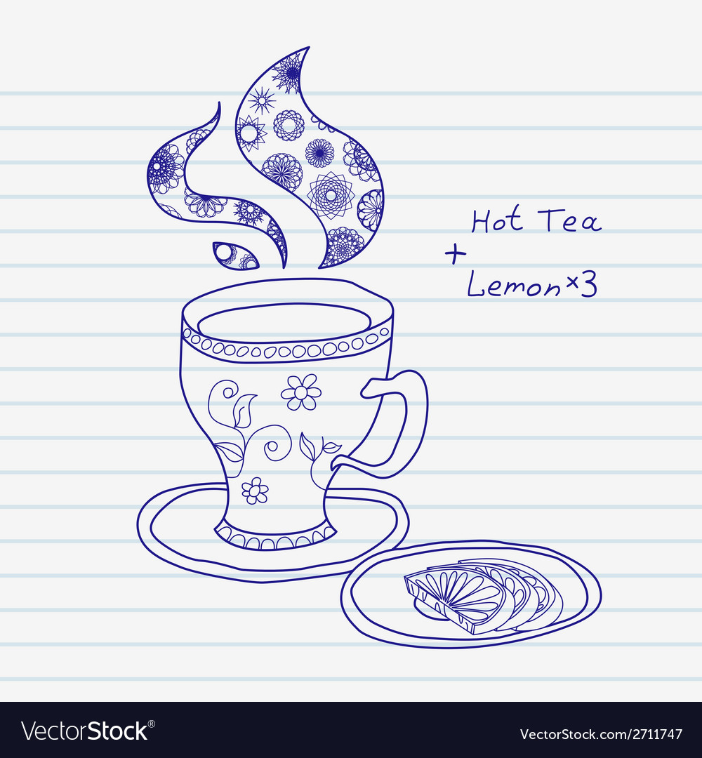 Teacup vector   Price: 1 Credit (USD $1)