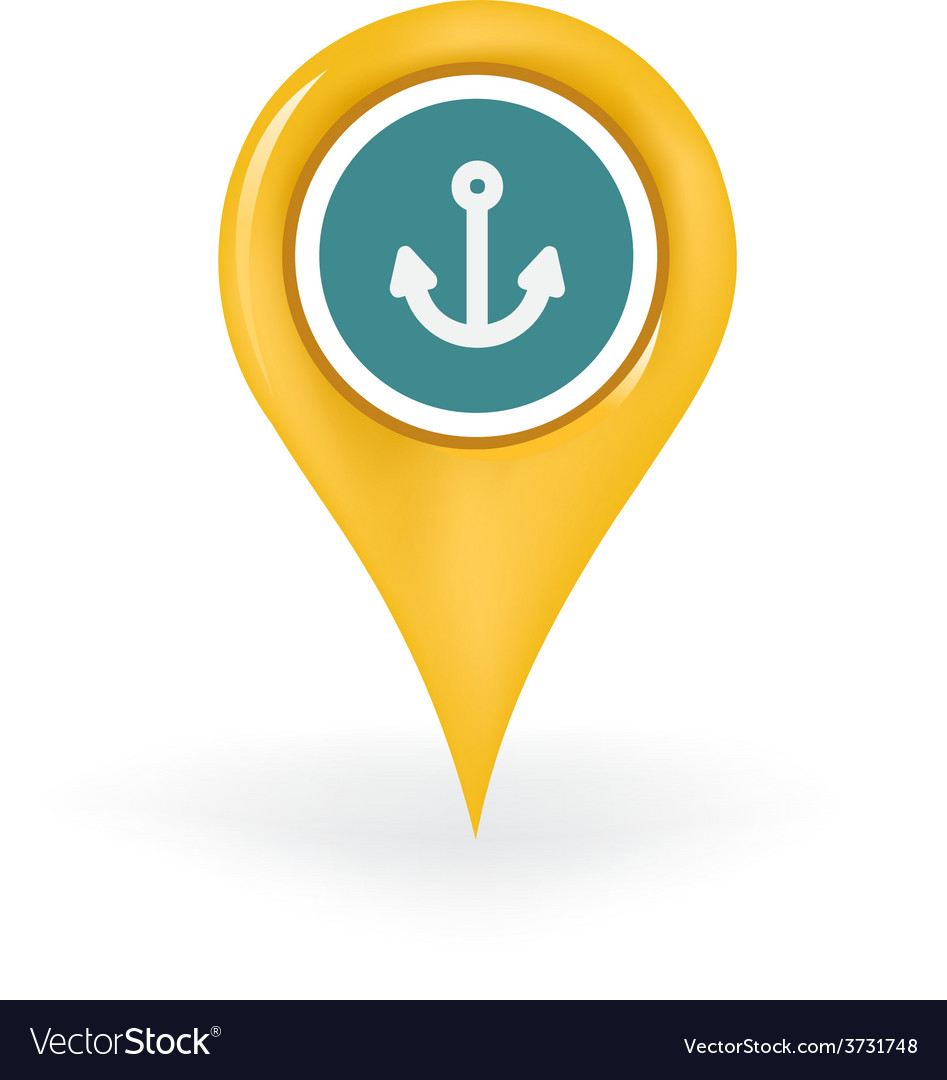 Marina location vector | Price: 1 Credit (USD $1)