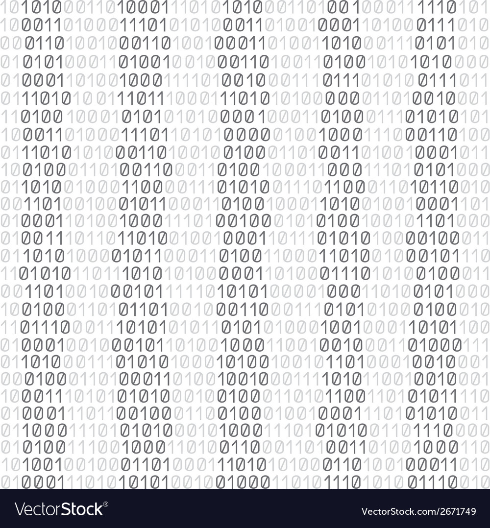 White code background vector | Price: 1 Credit (USD $1)