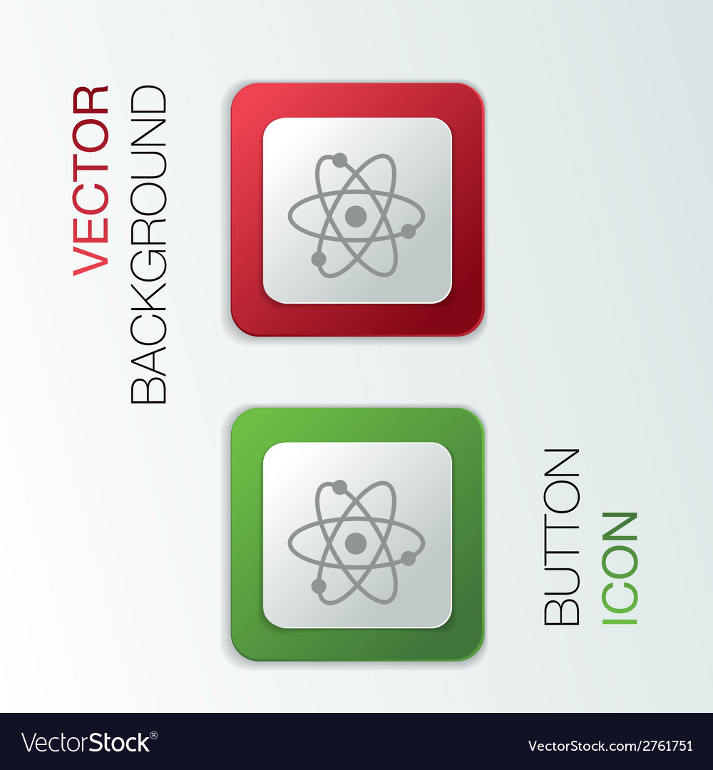 Atom molecule vector | Price: 1 Credit (USD $1)