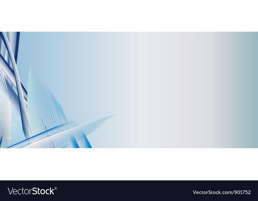 Fantasy blue background vector | Price: 1 Credit (USD $1)