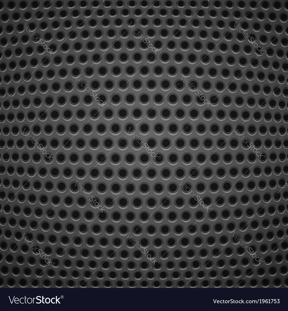 Technology background with carbon texture vector | Price: 1 Credit (USD $1)