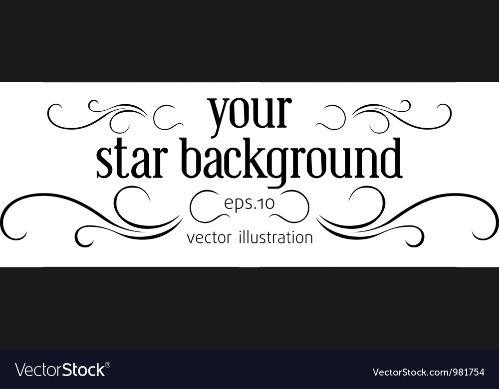 Blue stylish background vector | Price: 1 Credit (USD $1)
