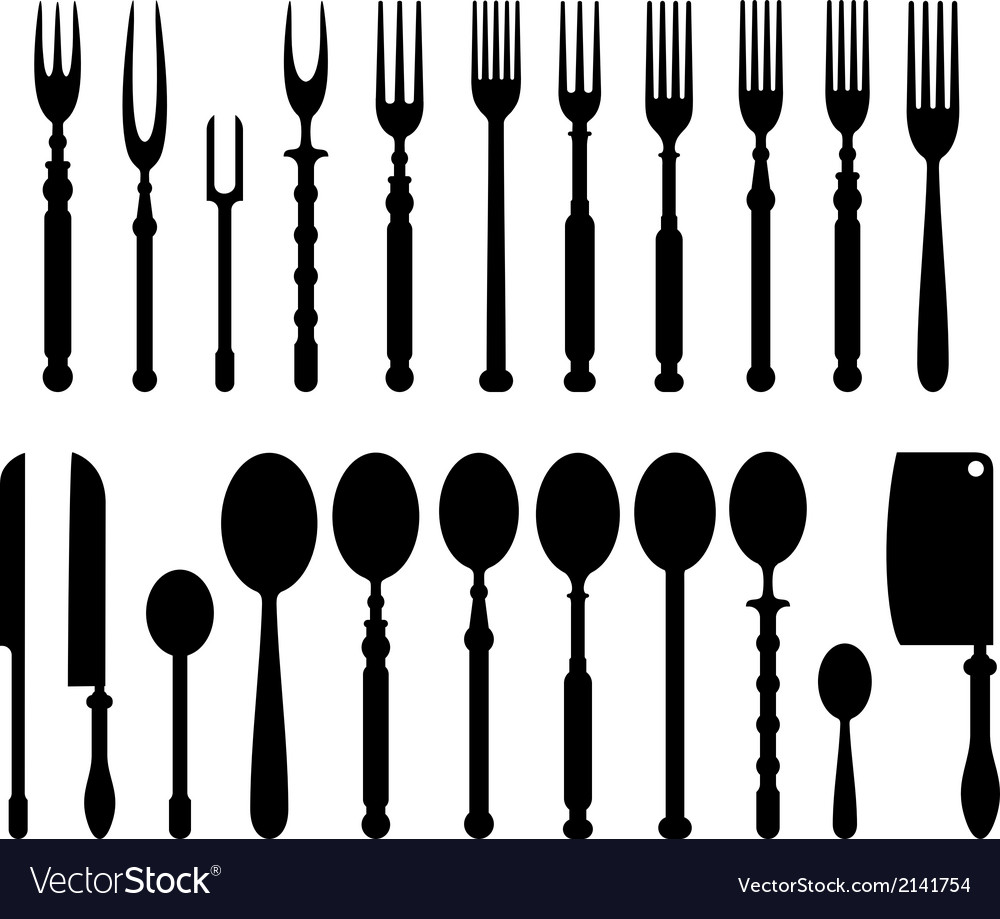 Kitchen utensil vector | Price: 1 Credit (USD $1)