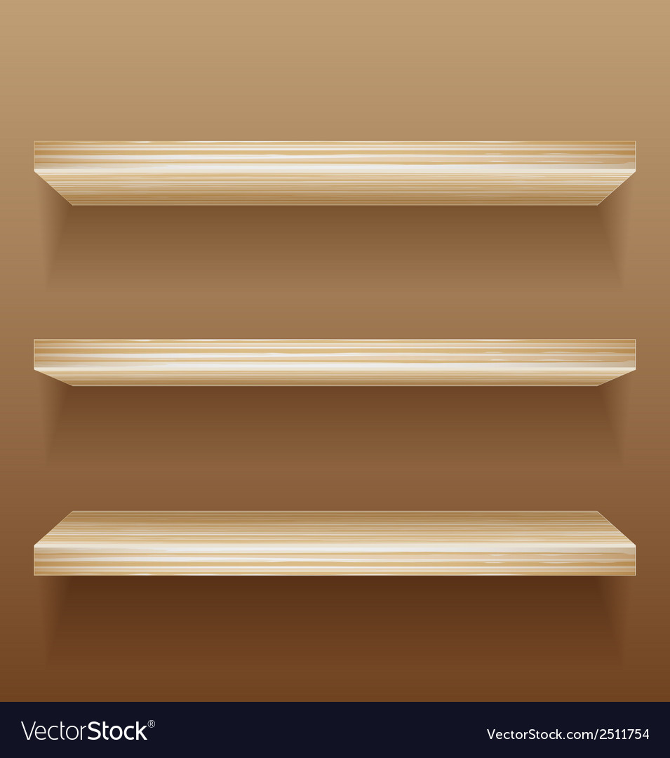Shelf vector | Price: 1 Credit (USD $1)