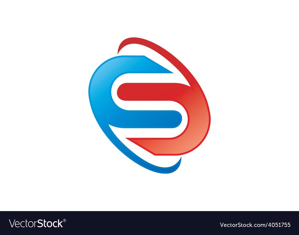 Business s circle orbit software logo vector   Price: 1 Credit (USD $1)