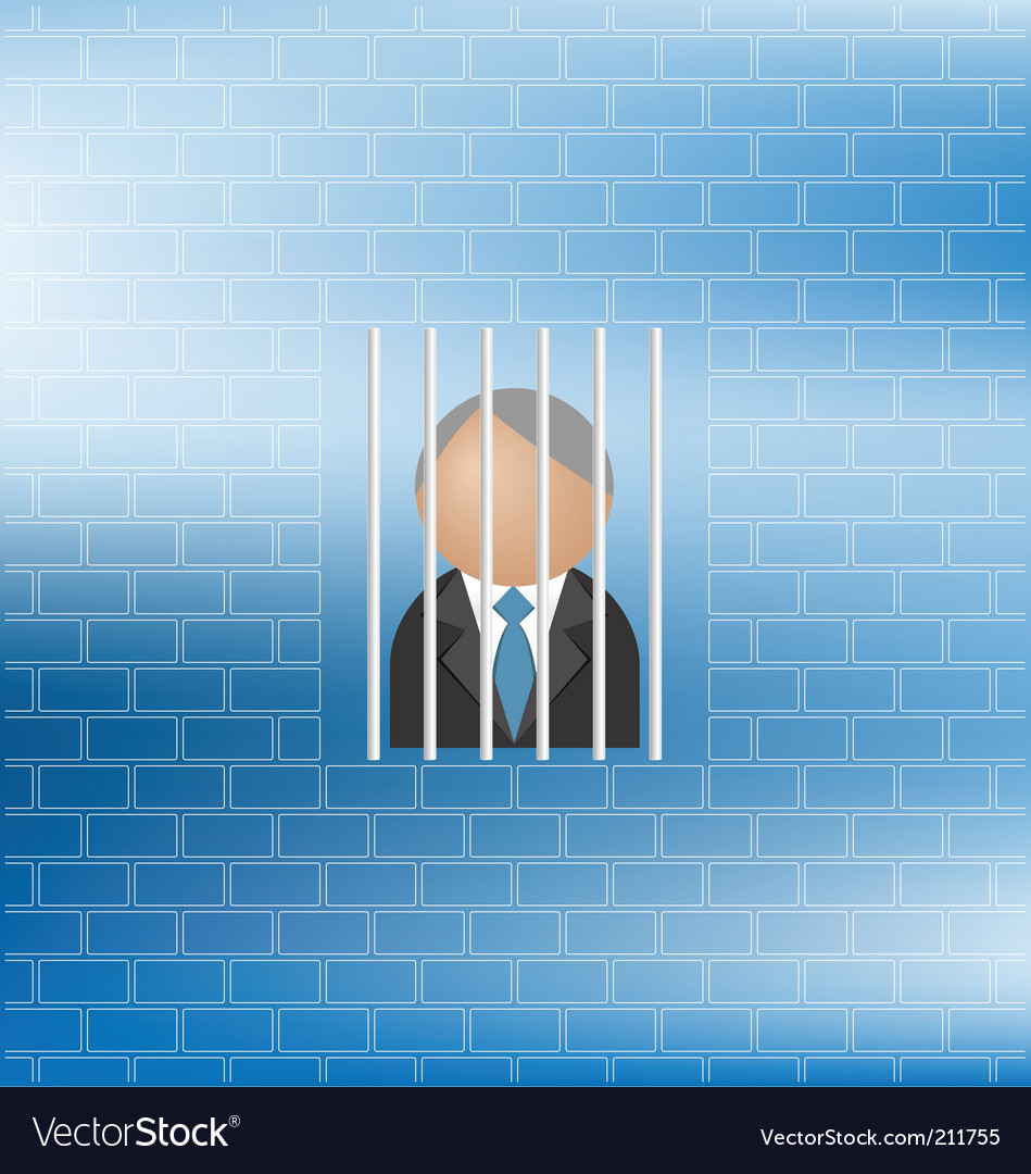 Prison background vector | Price: 1 Credit (USD $1)