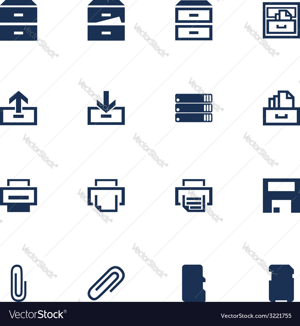 Software icons vector   Price: 1 Credit (USD $1)