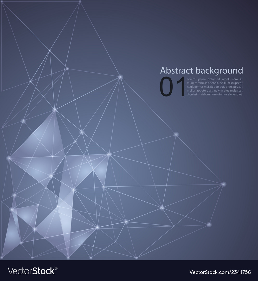 Background with glowing lines vector | Price: 1 Credit (USD $1)