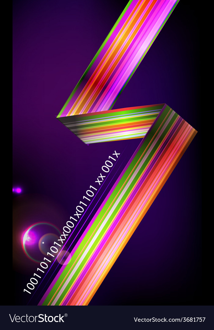 Designed abstract light background with technology vector | Price: 1 Credit (USD $1)
