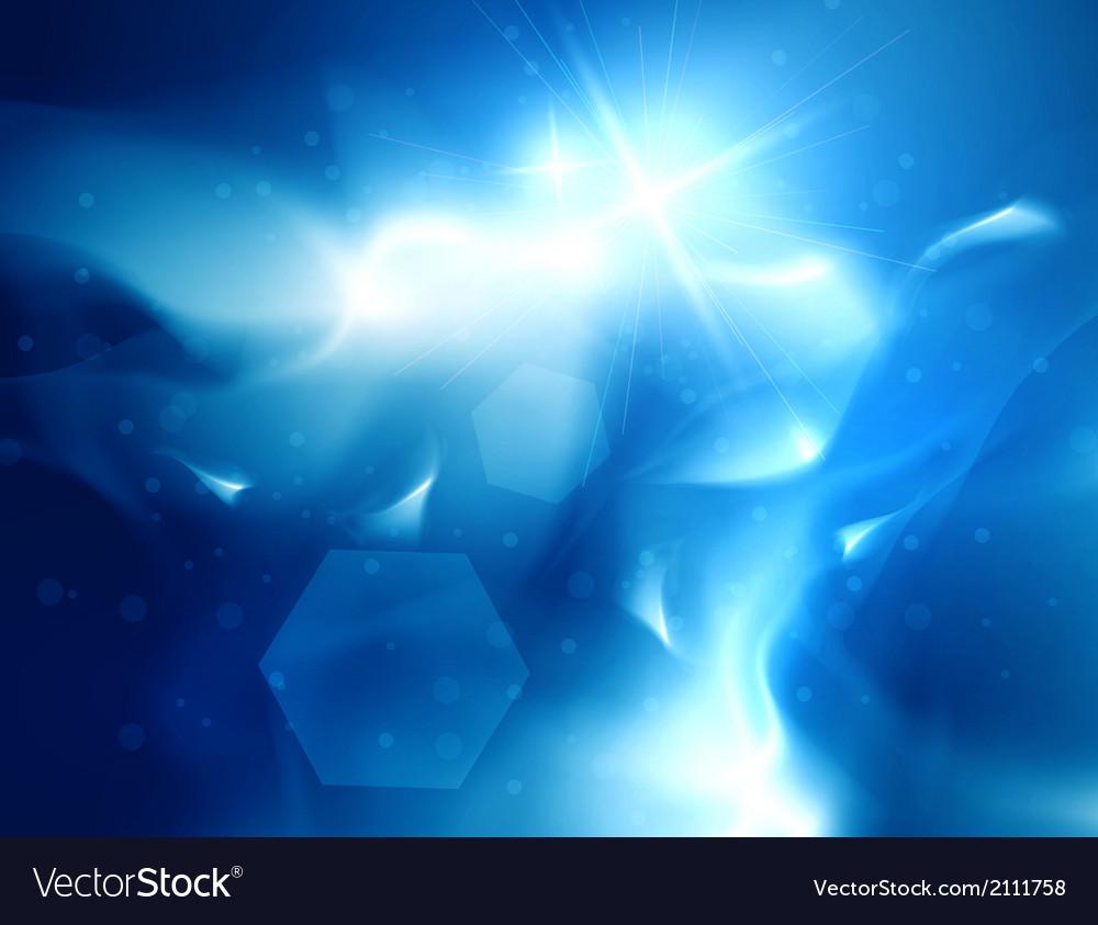 Blue heavens vector | Price: 1 Credit (USD $1)