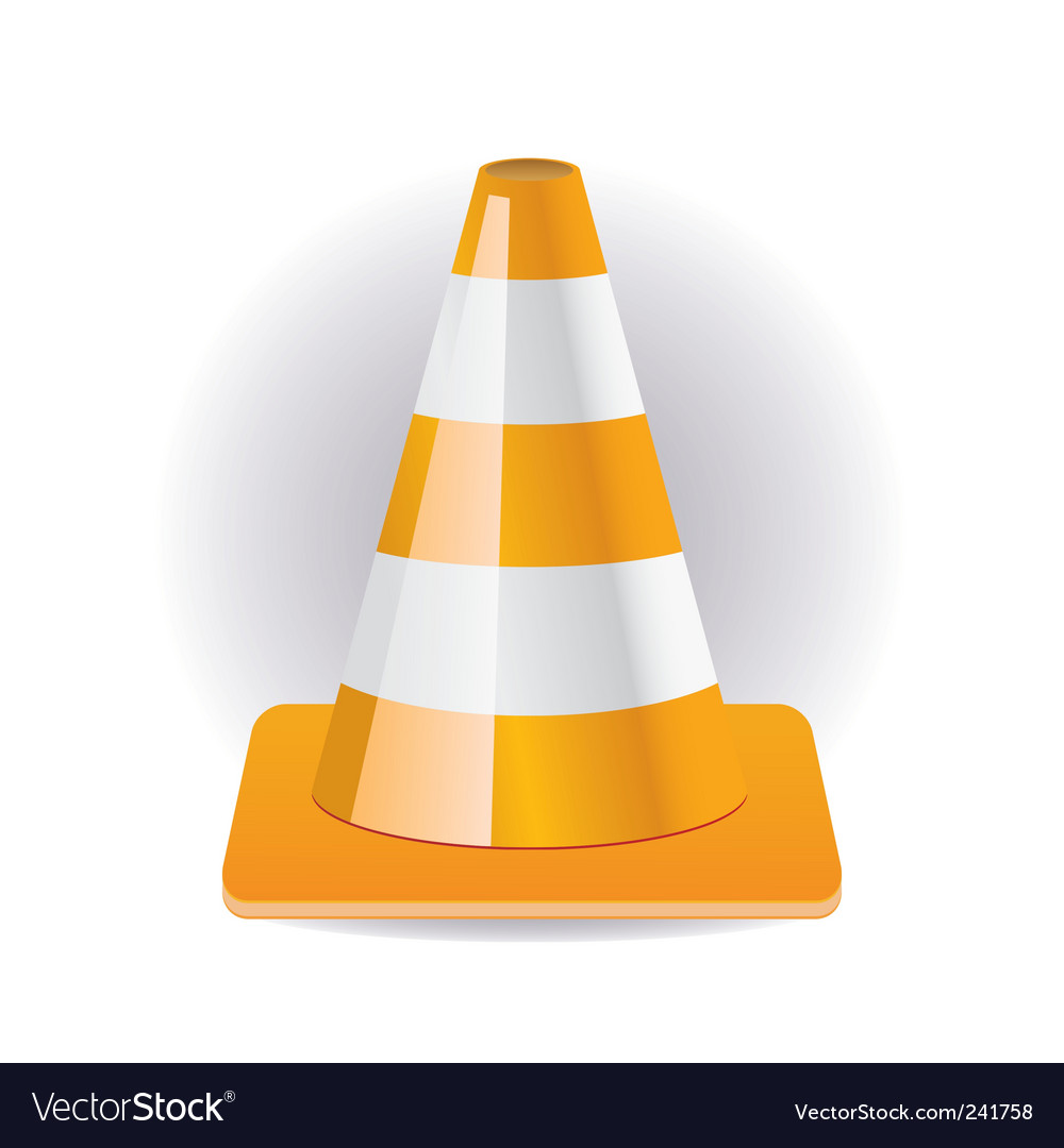 Cone vector | Price: 1 Credit (USD $1)
