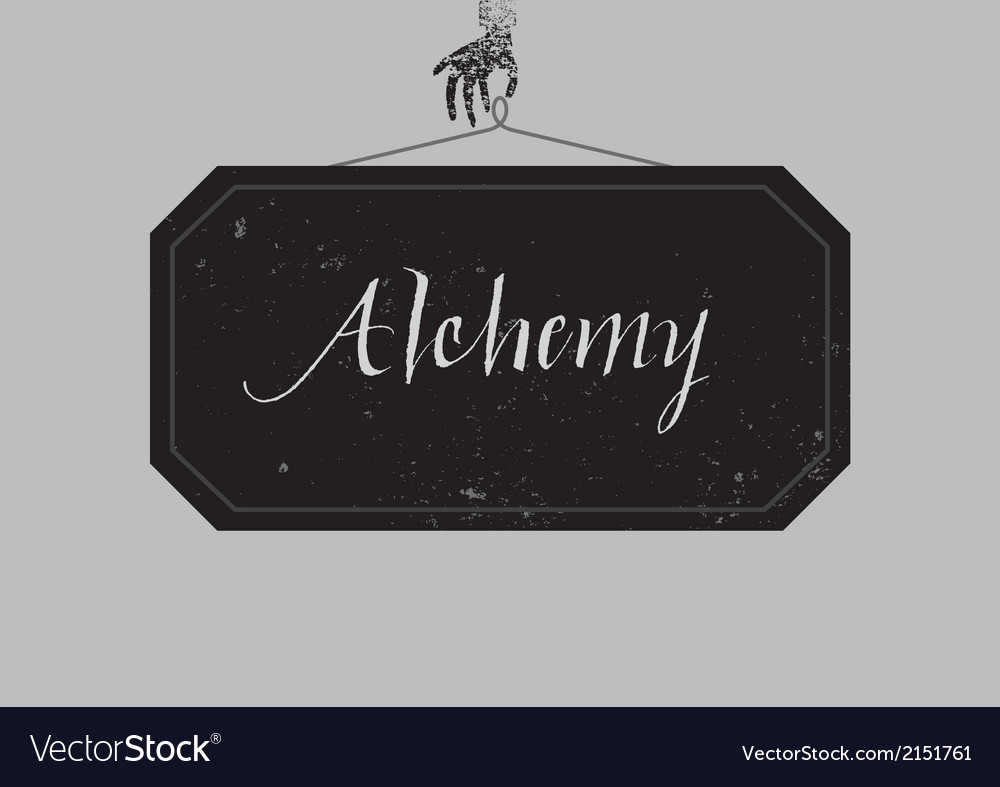 Alchemy vector | Price: 1 Credit (USD $1)