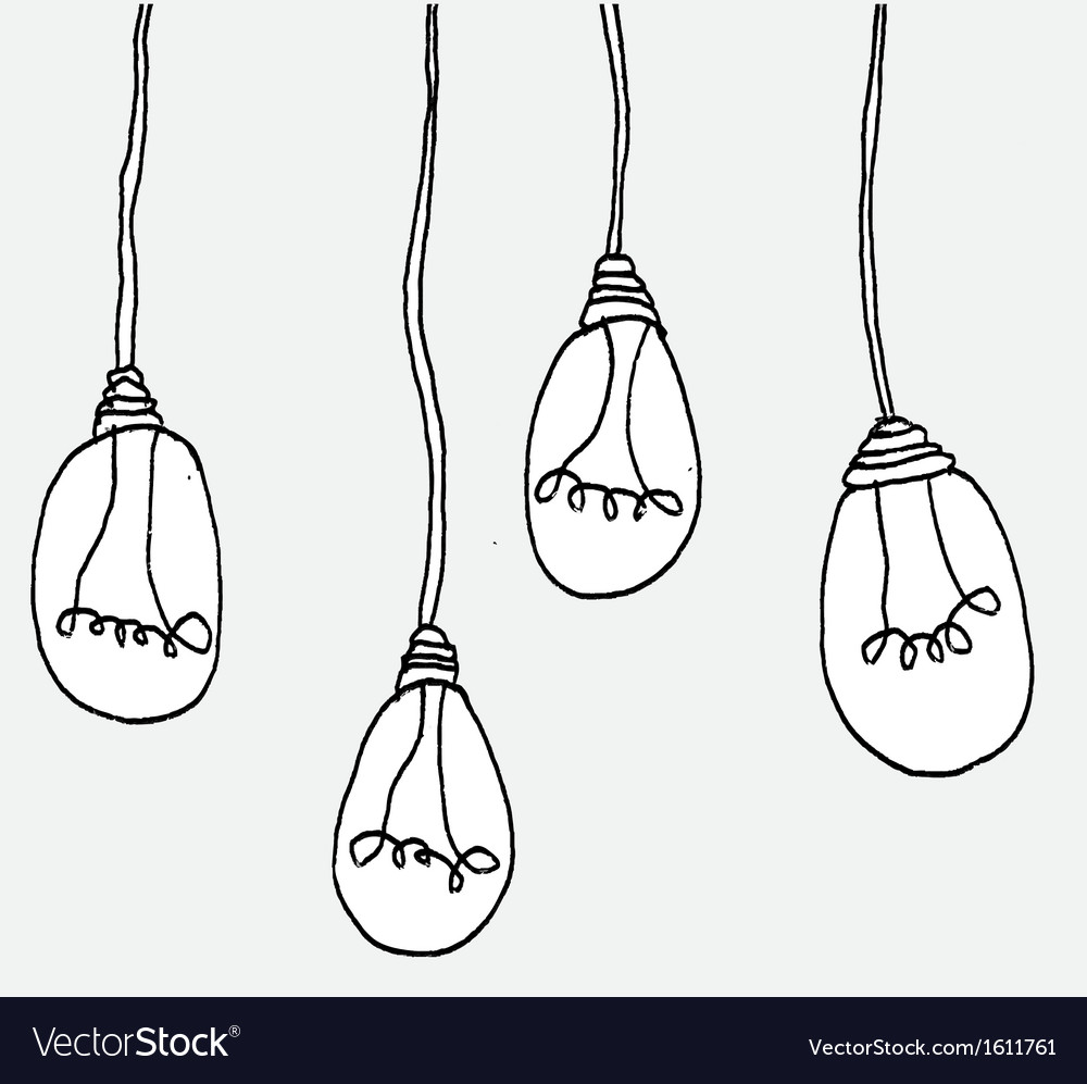 Concept of idea inspired bulb vector | Price: 1 Credit (USD $1)