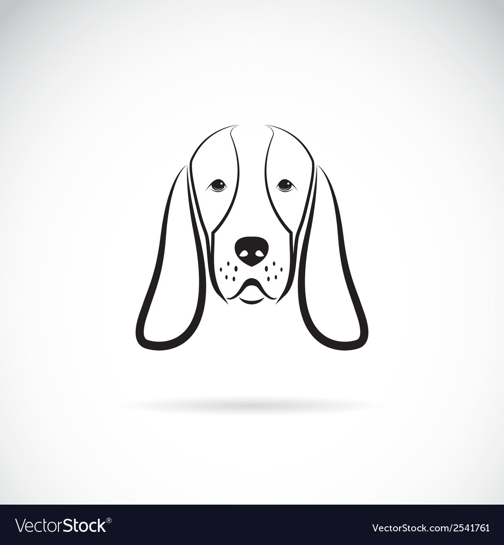 Dog vector | Price: 1 Credit (USD $1)