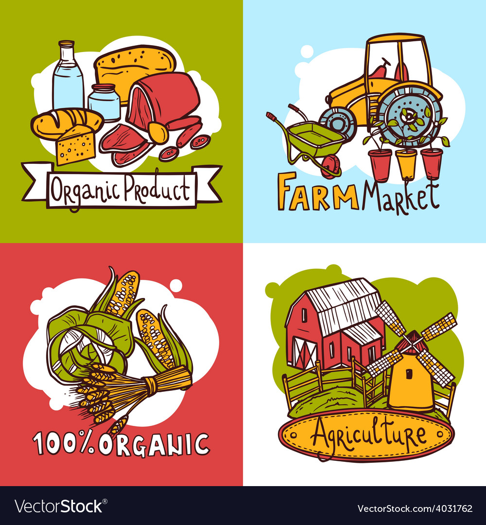 Agriculture design concept vector | Price: 1 Credit (USD $1)