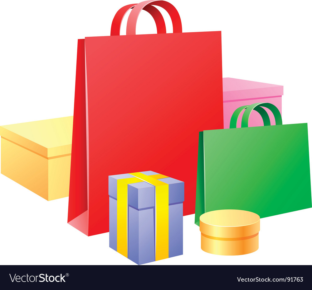 Bags vector | Price: 1 Credit (USD $1)