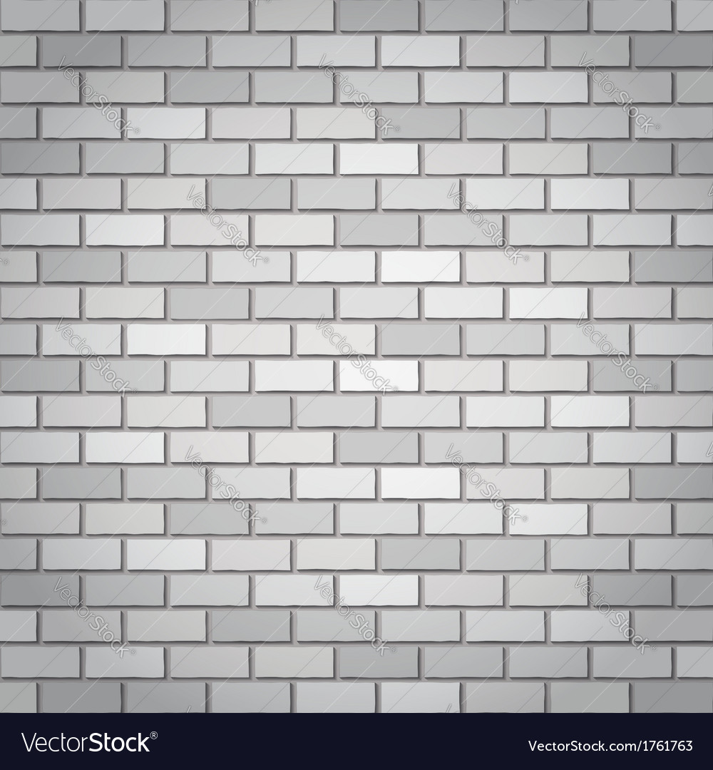 Whtie bricks vector | Price: 1 Credit (USD $1)