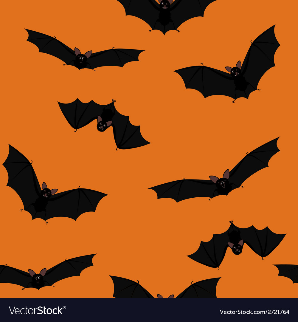 Flying bats vector | Price: 1 Credit (USD $1)