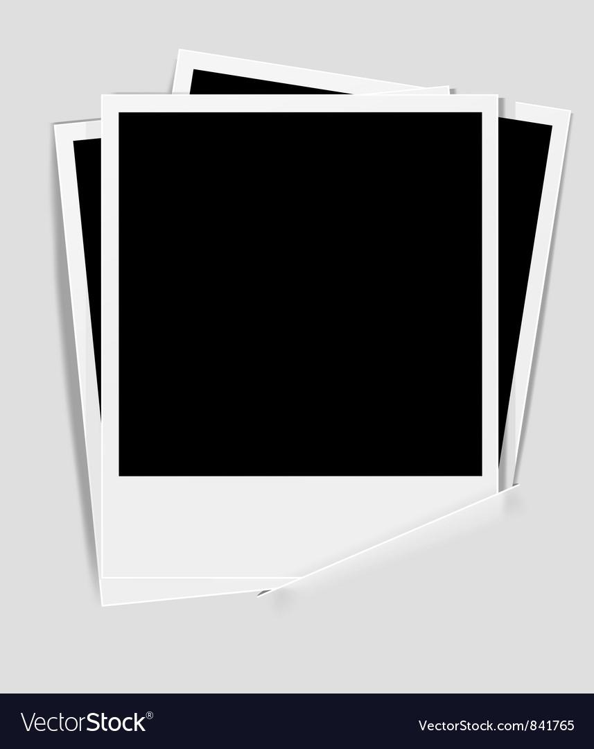 Instant photos vector   Price: 3 Credit (USD $3)
