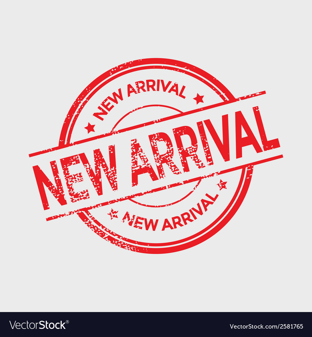 New arrival vector | Price: 1 Credit (USD $1)