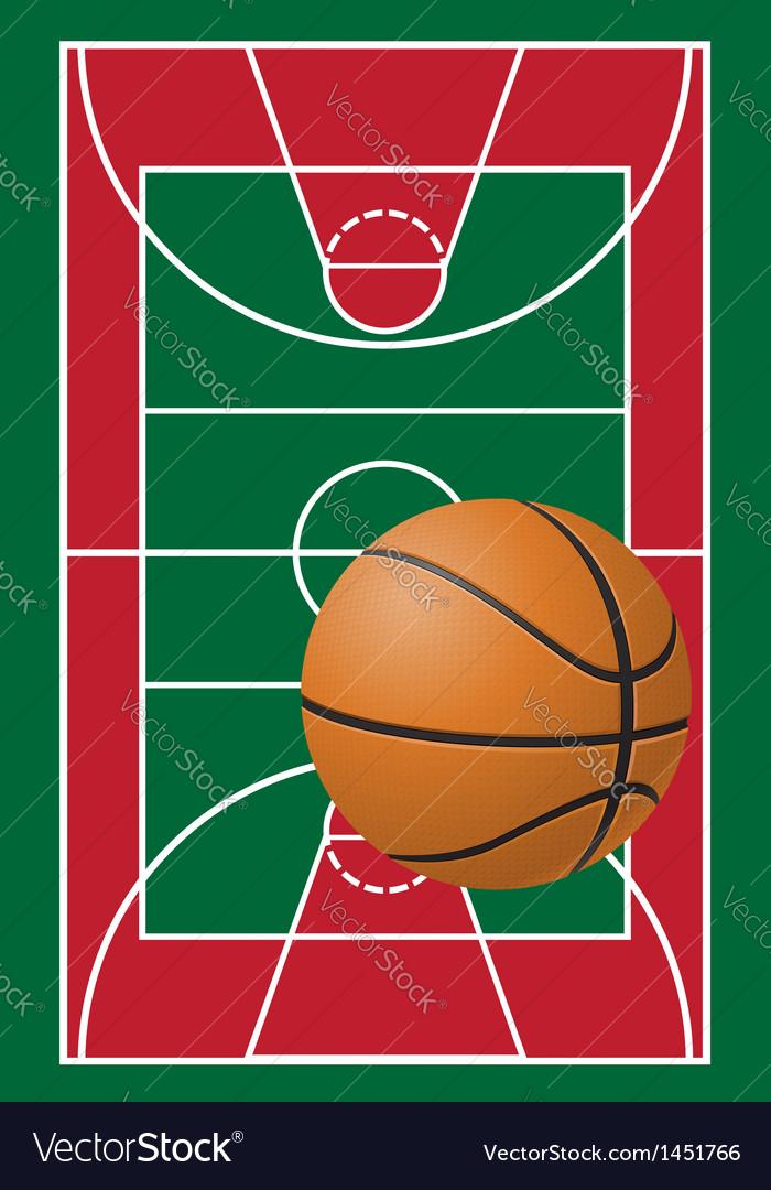 Basketball 01 vector | Price: 1 Credit (USD $1)