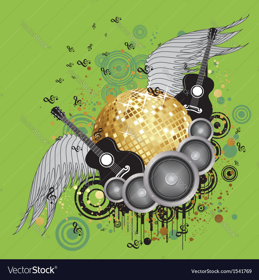 Abstract party design4 vector | Price: 1 Credit (USD $1)