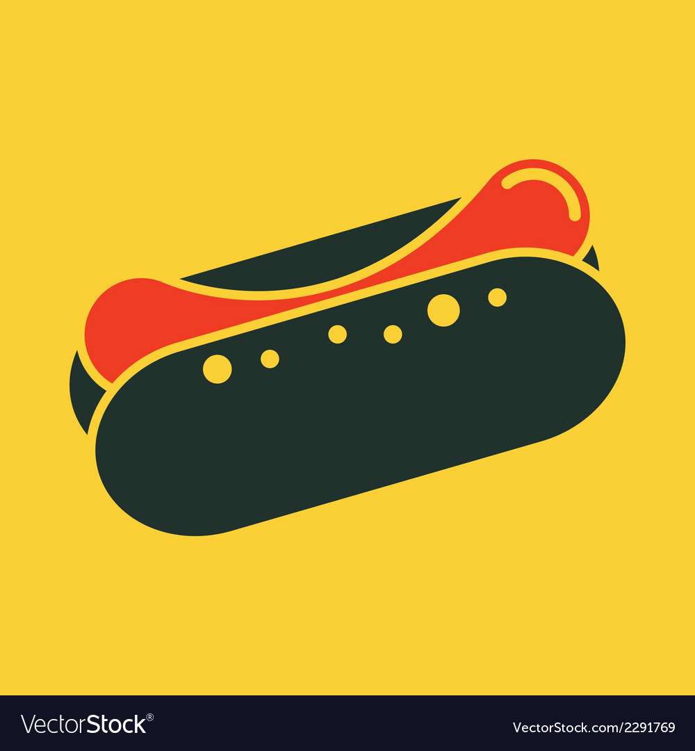 Food flat icon vector | Price: 1 Credit (USD $1)