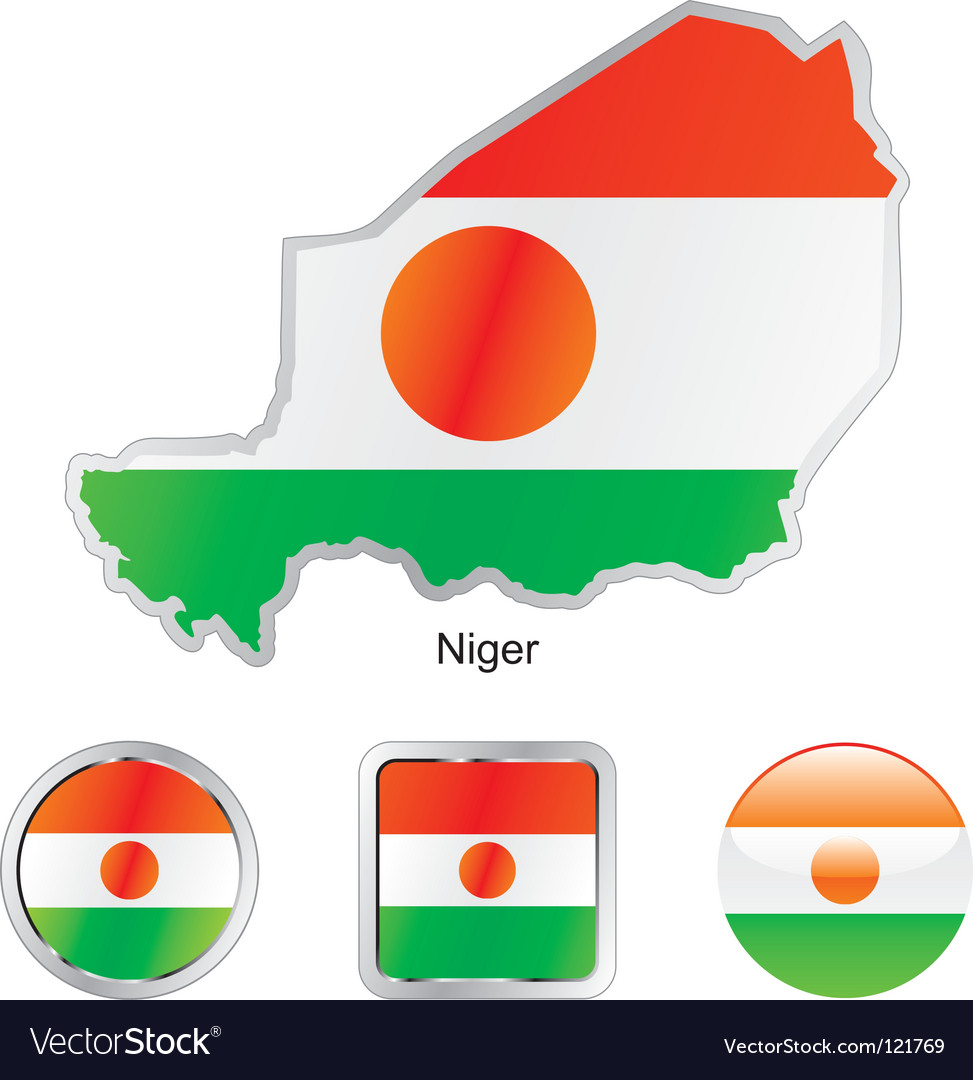 Niger vector | Price: 1 Credit (USD $1)