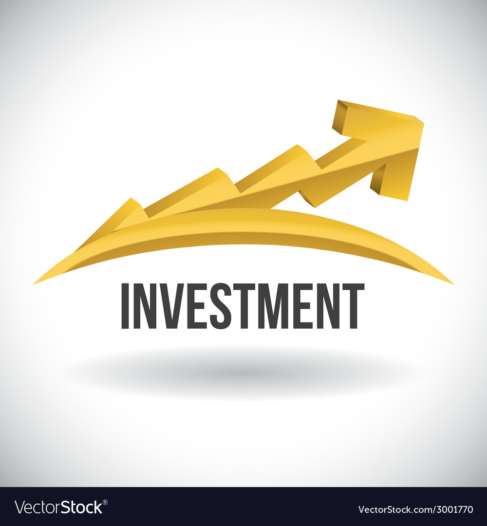 Investment design vector | Price: 1 Credit (USD $1)