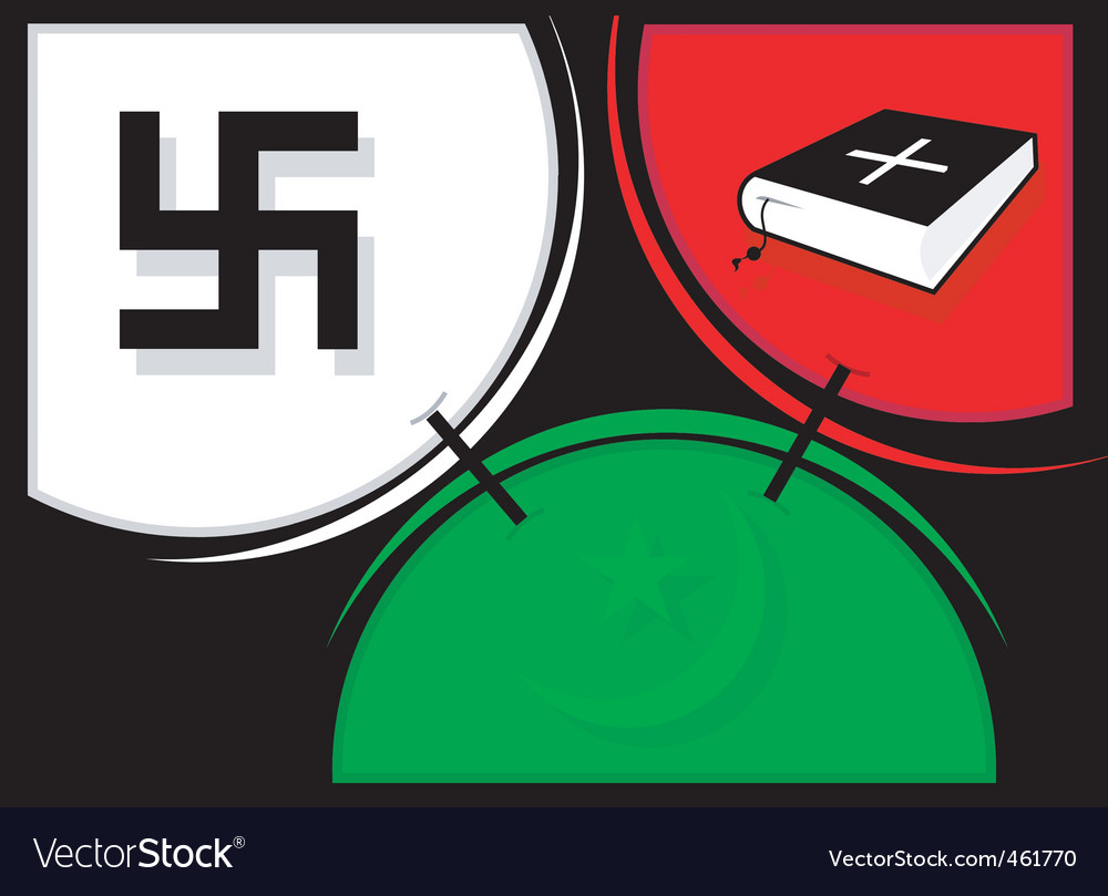Religious symbol vector | Price: 1 Credit (USD $1)